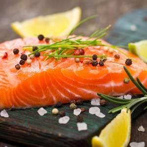 Fresh Salmon Sashimi Grade