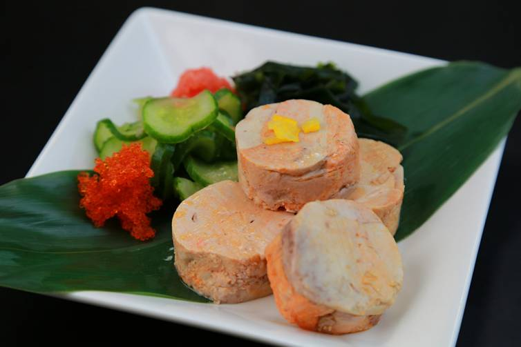Ankimo Monk Fish Liver